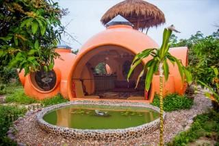 Экодом Dome Home за 9 тысяч долларов в Таиланде