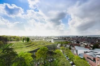 «Зеленая» крыша для автотранспортного колледжа