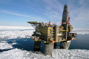 Добыча нефти для Арктики