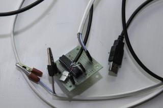 Разработка USB-счетчика электрической энергии постоянного тока