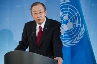 Пан Ги Мун про изменения климата