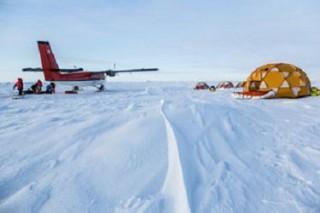 Ученые проверили точность спутниковых измерений толщины арктического льда