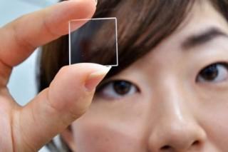 Пятимерное хранение данных на стекле
