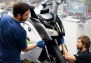 Начало производства электроскутера BMW
