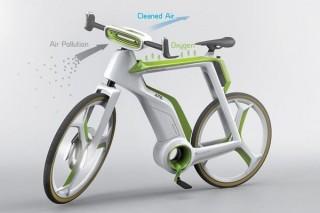Концепция велосипеда будущего