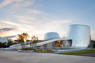 Экологичный планетарий в Монреале