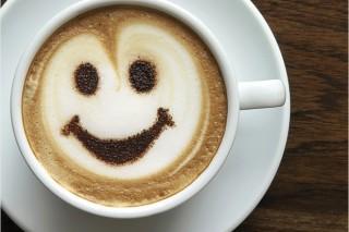 Чашка кофе сделает человека счастливее