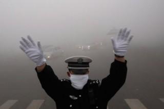 Проблему смога в Китае будут решать с помощью пылесоса для воздуха и «алмазных колец»