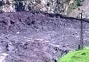 Во Владикавказе введен режим ЧС из-за затора на реке Терек