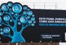 В Перу биллборд очищает воду и воздух