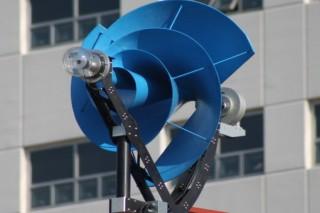 The Archimedes представила эффективный бытовой ветрогенератор Liam F1