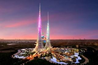 Китайцы соорудят «зеленые» башни высотой в тысячу метров