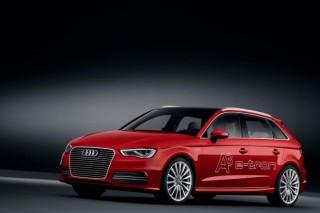 Audi сообщила стоимость гибридного универсала A3 Sportback