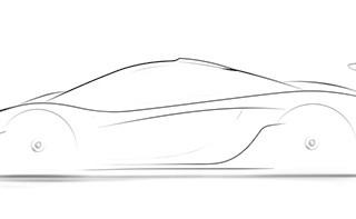 McLaren планирует гибридную трековую модель в тысячу сил
