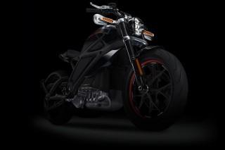 Harley-Davidson представила свой первый электромотоцикл