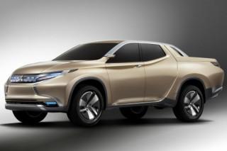 Популярный пикап Mitsubishi L200 может стать гибридным