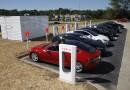 Nissan и BMW готовы вместе с Tesla развивать электрозаправки