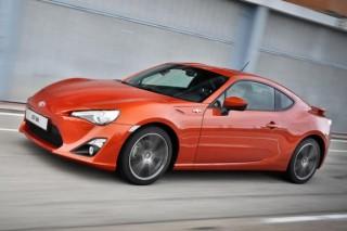 Toyota отказывается от выпуска гибридного спорткара GT86