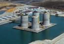 Уникальный нефтегазовый проект стартовал в открытом море у острова Сахалин