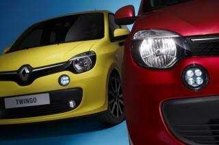 Renault электрифицирует Twingo