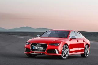 В Audi намерены получать электроэнергию от подвески