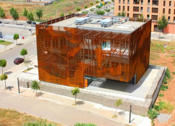 Энергоэффективный офис для института геологии