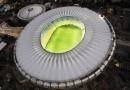 Энергогенерирующий стадион в Рио-де-Жанейро
