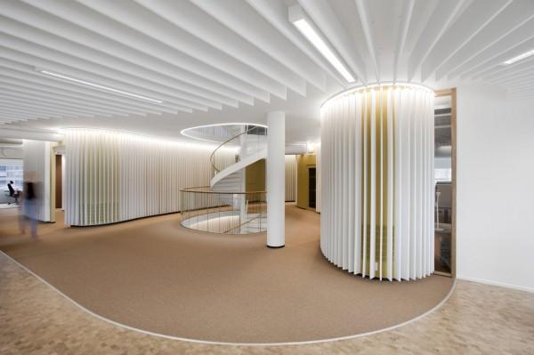 Энергонезависимый офисный комплекс в пригороде Осло