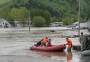 В Сибири борются с последствиями паводка