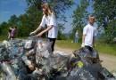 Экологический десант высадился на берега усинских водоемов