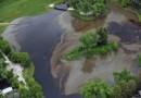 В одну из рек США вылилось 30 тонн нефти