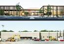 Архитекторы из Kohn Pedersen Fox превратили старый холл-центр в современный «зеленый» офис