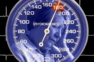 Уровень артериального давления влияет на память