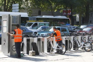 Мадрид запустил масштабную программу проката электровелосипедов