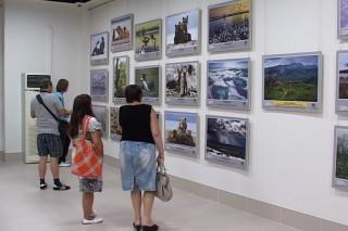 В Сочи открылась фотовыставка «Дикая природа России»