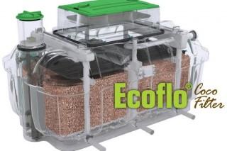Фильтр Ecoflo Coco на 40 процентов лучше очищает воду
