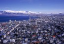 Рейкьявик в очередной раз назвали самым энергоэффективным городом в мире