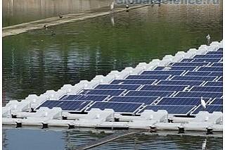 В Индии построят самую большую в мире плавучую солнечную электростанцию