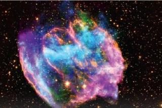 Ученые в лабораторных условиях смоделировали появление сверхновой звезды