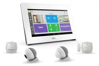 Компания Archos показала свою панель управления для «умного» дома