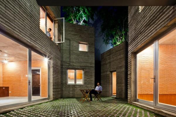Дом-клумба в Хошимине
