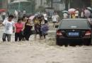 Ливни в Китае принесли массовые разрушения и человеческие жертвы