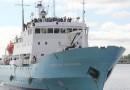 Экспедиция «Плавучий университет» вернулась из Арктики в Архангельск