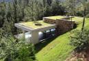 Вилла с «зеленой» крышей в горах Доминиканы