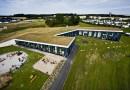 «Зеленый» детский сад в Дании