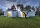 Экодом-хамелеон от чешских архитекторов