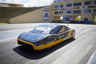Электромобиль австралийских студентов установил мировой рекорд скорости