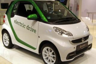 Электрический ситикар Mercedes может появиться уже в 2015 году