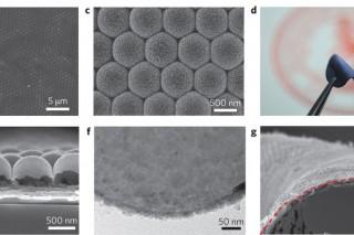 Стэндфордские ученые увеличили ёмкость литий-ионных аккумуляторов в 4 раза