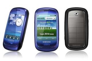 Samsung выпустил «зеленый» смартфон